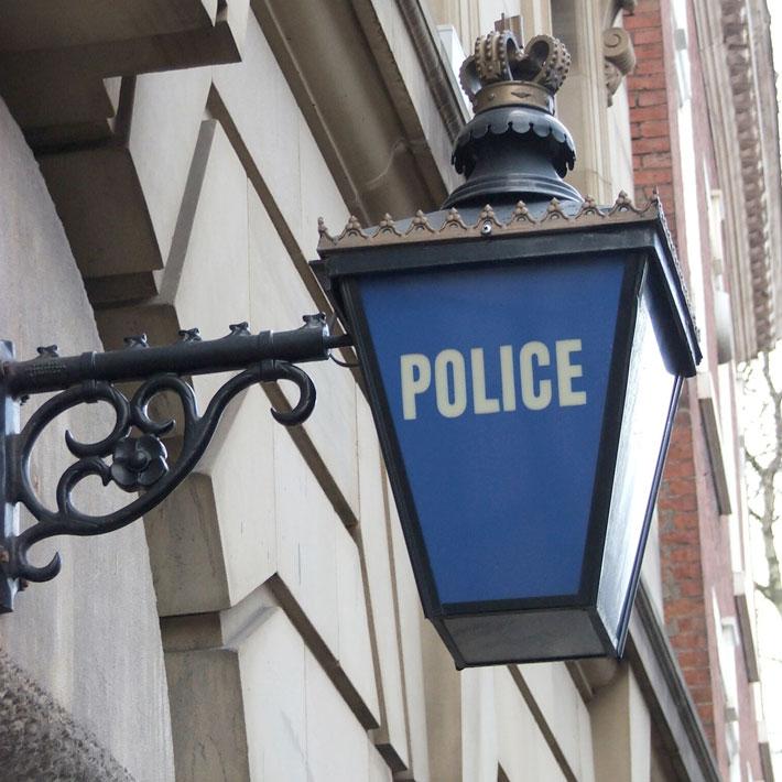 police-light