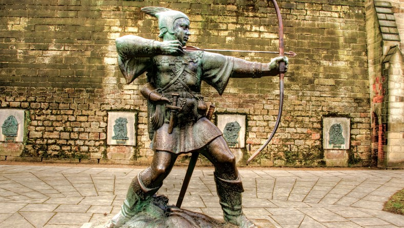 What is the relevance of Robin Hood today?